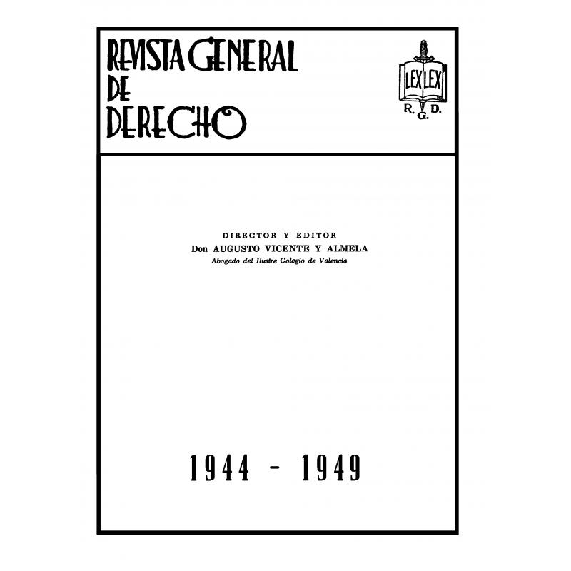 RGD 1944 - 1949